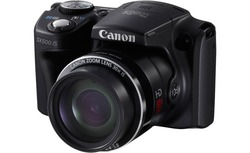Foto zur Canon PowerShot SX500 IS