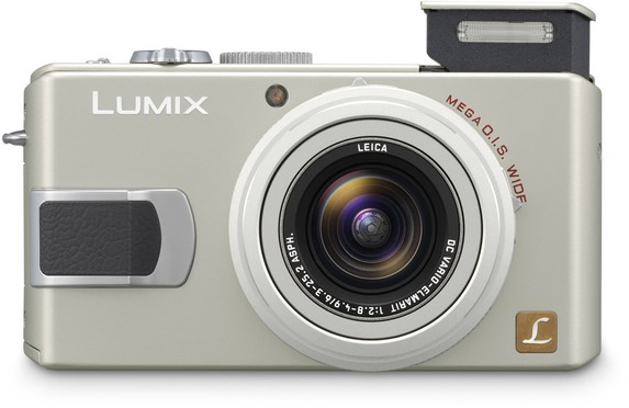 Lumix DMC-LX2