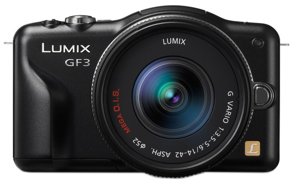 Lumix DMC-GF3